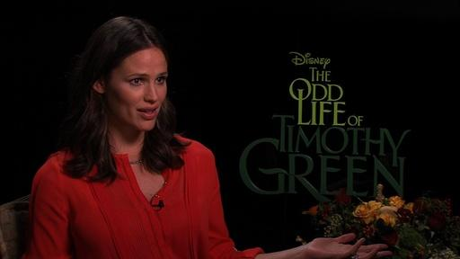 Jennifer Garner on Juggling in Her Life
