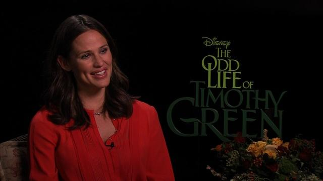 Jennifer Garner on Her New Baby Boy