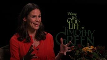Jennifer Garner on To the Contrary