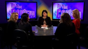 Women in Combat; Hillary Testifies; Women in Hollywood