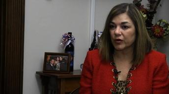 Loretta Sanchez Interview