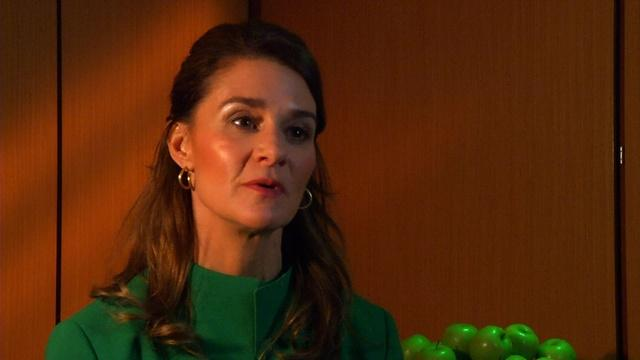 Sneak Preview: Melinda Gates Interview
