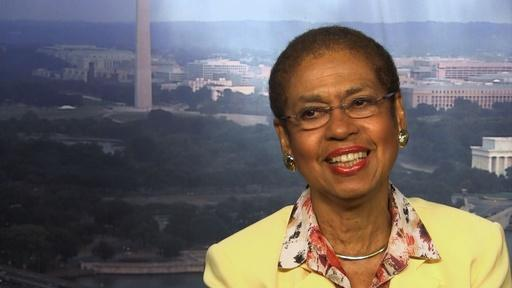 Delegate Norton Reflects on the March on Washington