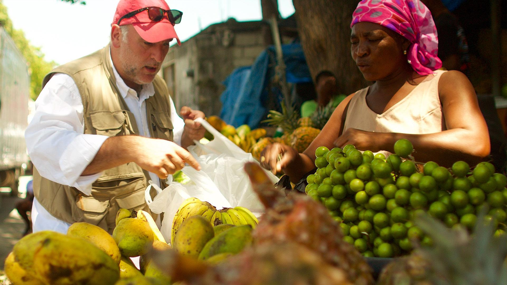 Preview: Undiscovered Haiti with José Andres