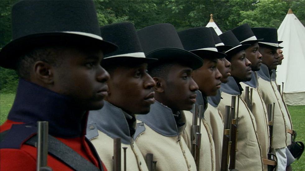 Blacks in the War image