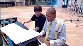 Wynton Marsalis on the film's music