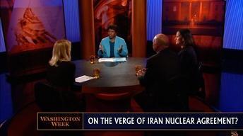 Webcast Extra: Negotiations with Iran, U.S. Budget Policies