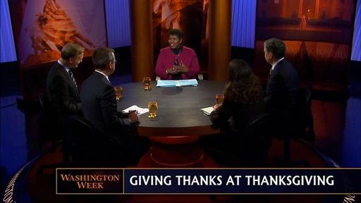 Our Panelists Give Thanks Video Thumbnail