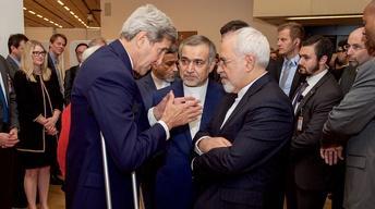 Behind the Scenes at the Iran Talks & Donald Trump's Money