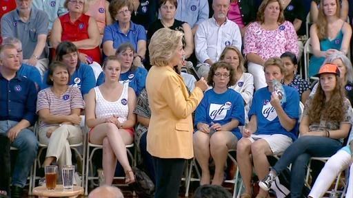 Hillary Dodges Keystone & A Challenge to John Boehner Video Thumbnail