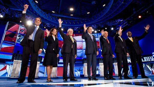 From the Vault: Impact of Early Presidential Debates