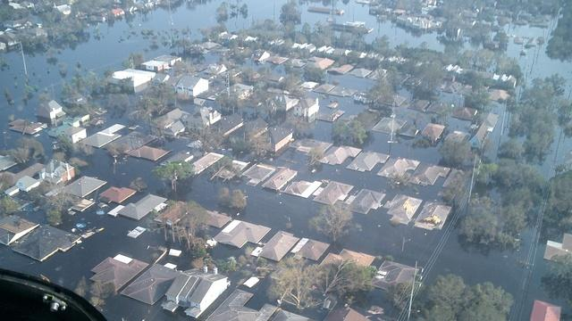 From the Vault: Hurricane Katrina's Devastating Imact