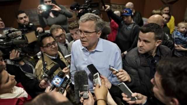 Day-to-Day Covering Jeb Bush's Presidential Campaign