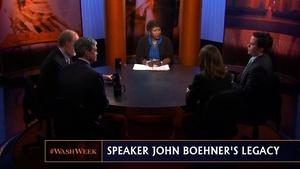 John Boehner's Legacy and the GOP Undercard Debate