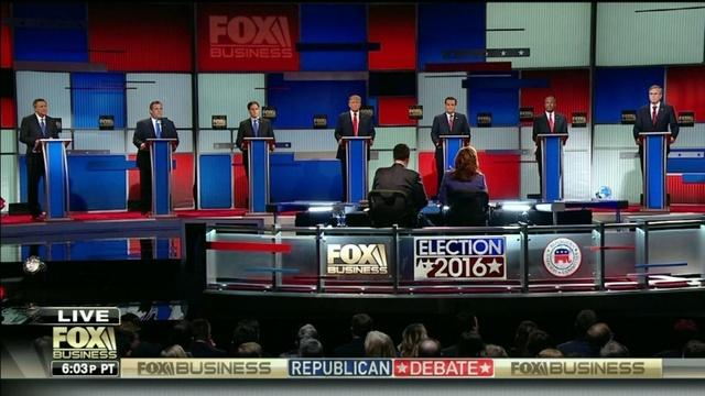 Trump, Cruz dominate GOP debate; Democratic race tightens