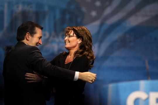 How Sarah Palin & the Tea Party Helped Ted Cruz Win in 2012