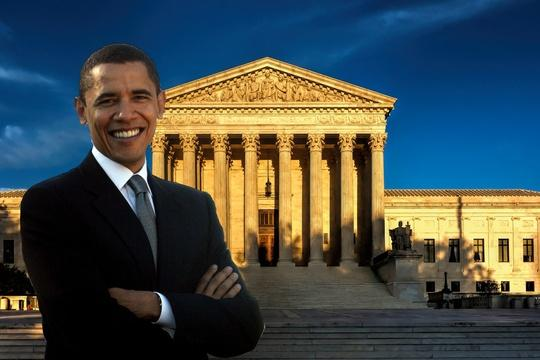 Obama on the Supreme Court? Sanders sits down with POTUS