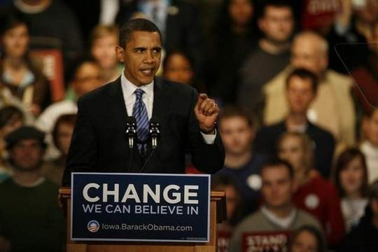 From the Vault: Record Turnout at the Iowa Caucuses in 2008