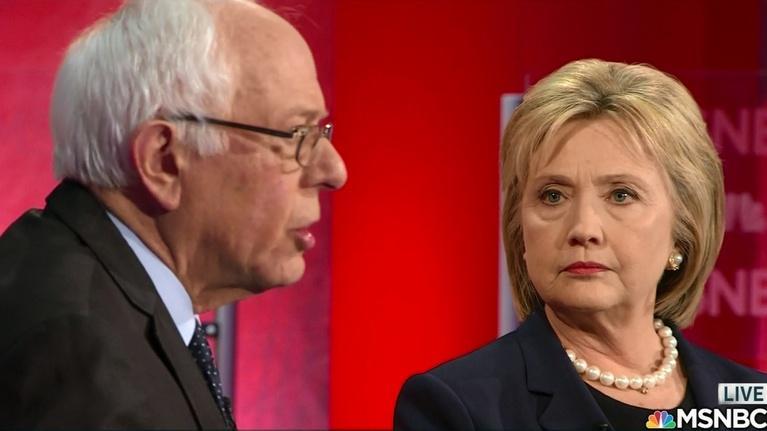 2016 race turns to New Hampshire; Clinton, Sanders debate
