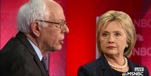 2016 race turns to New Hampshire; Clinton, Sanders debate Video Thumbnail