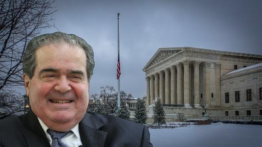 The Fight to Replace Antonin Scalia at the Supreme Court Video Thumbnail