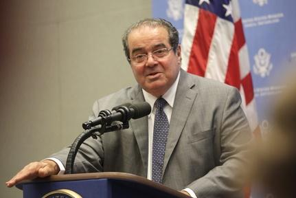 Antonin Scalia: American Original Video Thumbnail