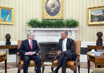 Showdown over Supreme Court nominee Merrick Garland Video Thumbnail