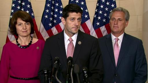 Ryan pleads for civility, candidates wives take center stage Video Thumbnail