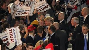 Trump's Republican bona fides, Sanders & Clinton trade jabs