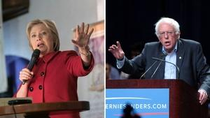 Sanders takes on Clinton in NY and down-ballot concerns