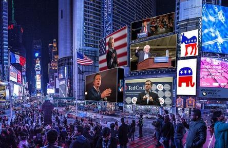 New York state of mind: Clinton, Sanders debate in Brooklyn Video Thumbnail