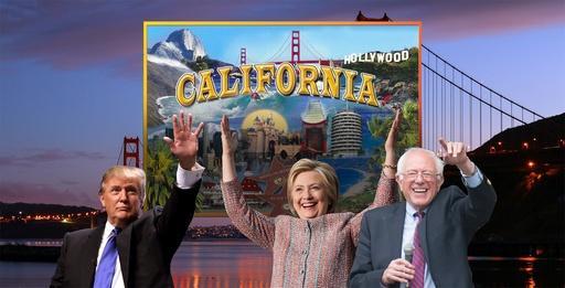 The Trumpian campaign and California dreaming Video Thumbnail