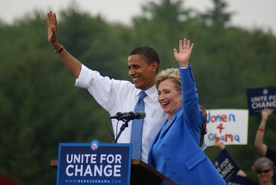 How Obama & Clinton found Unity for Democrats