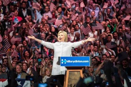 The General Election Begins: Clinton vs. Trump Video Thumbnail