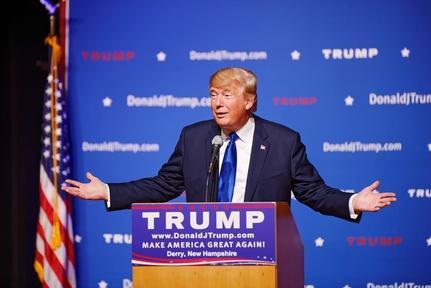 Trump's money machine, Clinton & Trump campaign styles Video Thumbnail