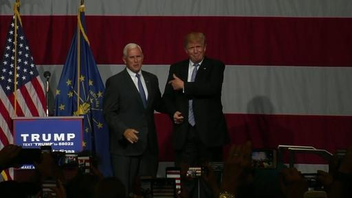 Washington Week in Cleveland: Trump picks Pence before RNC Video Thumbnail