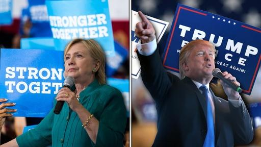 Election 2016: Separating conventional from unconventional Video Thumbnail