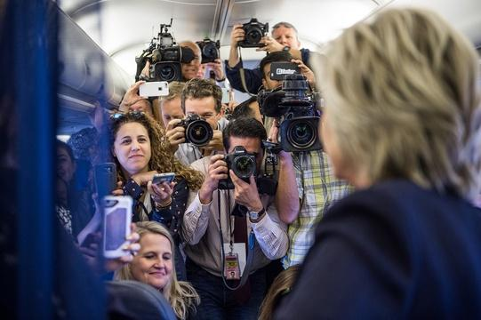 The debate over transparency on the campaign trail