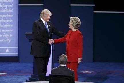 Campaigns build on debate momentum & Congress overrides veto Video Thumbnail
