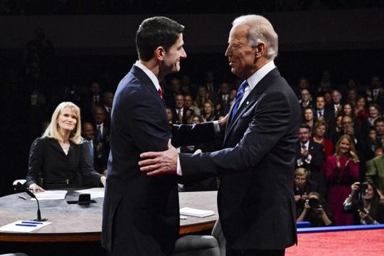 """VP debate a """"proxy"""" for the top of the ticket"""