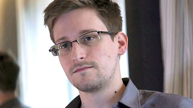 From the Vault: NSA Leaker Edward Snowden