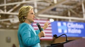 FBI reviews newly found Clinton emails