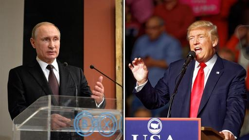 Trump answers questions about ties to Russia Video Thumbnail