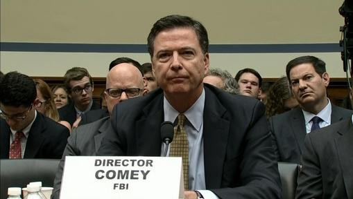 FBI director briefs Intel Committee, VP Pence's role Video Thumbnail