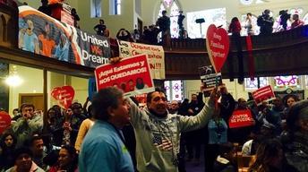 Latino activists fight Trump's agenda