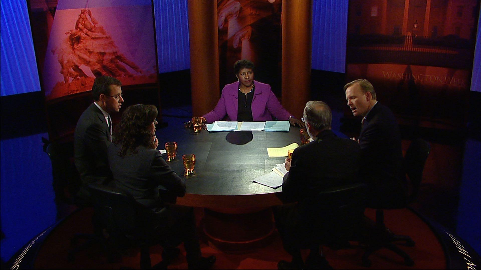 Webcast Extra: 11/09/12 Senate Women Win and Campaign Money  image