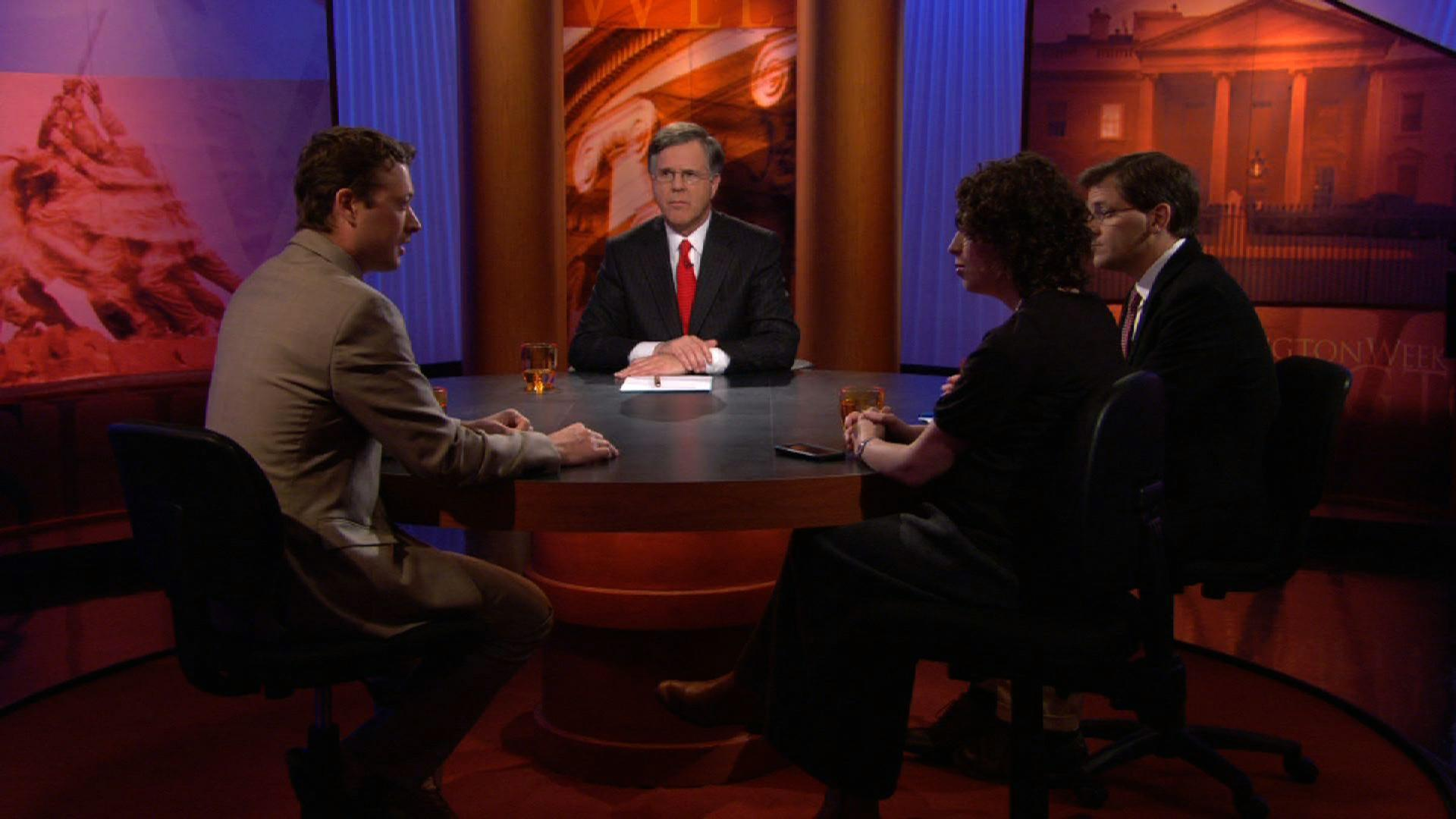 Webcast Extra: Hillary Clinton Succession and Fiscal Cliff image