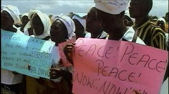 Education | Peaceful Protests in Liberia