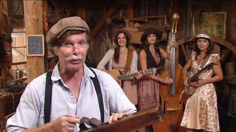The Woodwright's Shop: Woodwright! – the Musical
