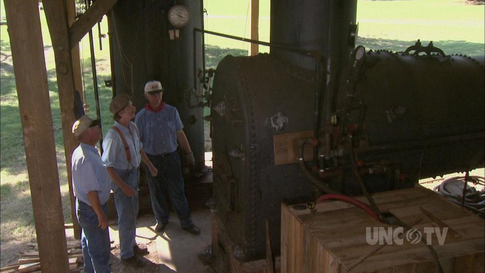 S29 Ep7: Steam Power Sawmill image